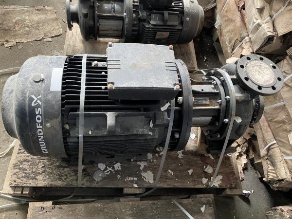 Насос консольно-моноблочный Grundfos NB80-250/220