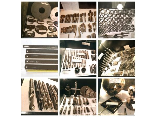 Инструмент и оснастка - 22 тн - 85 тыс шт - скидка 70 % - склад