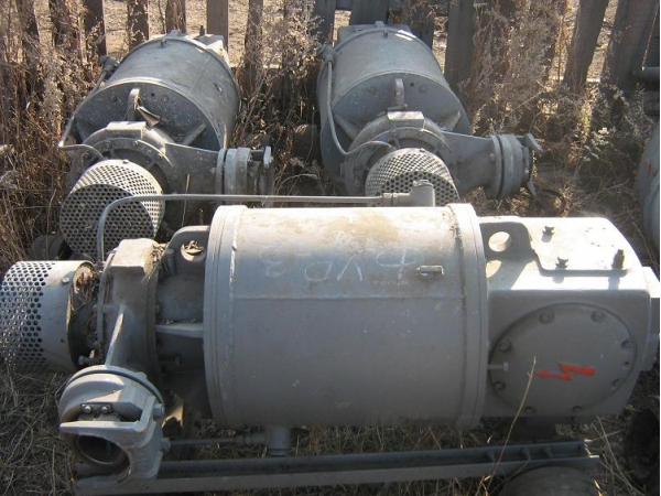 Насосы электродвигателя