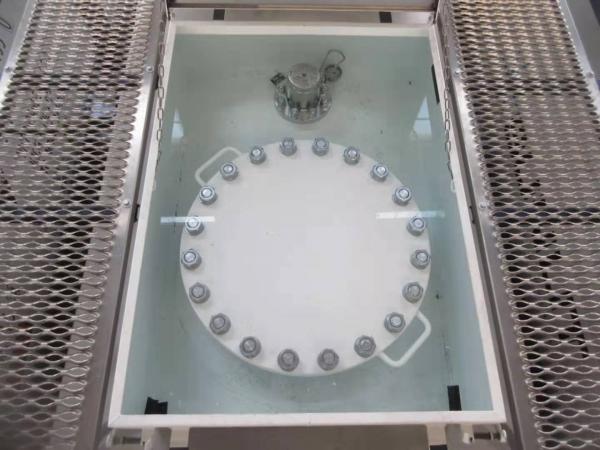 Танк-контейнер 21м3 тип Т20 для водорода фтористого безводного ООН1052