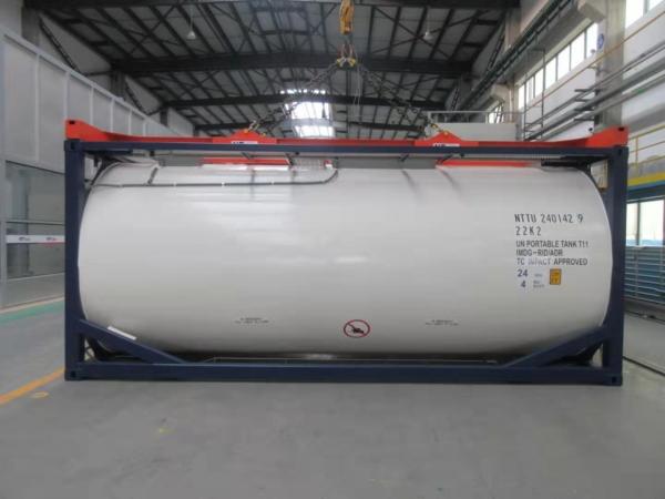 Танк-контейнер 24м3 тип Т11, для эмульсионных взрывчатых веществ