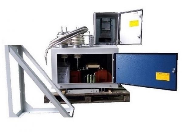 Пункт коммерческого учета электроэнергии ПКУ-10 (6) кВ