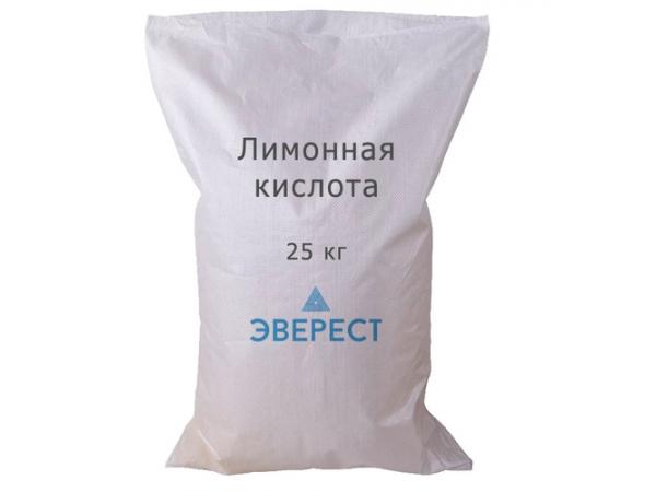 Лимонная кислота, Е330 - опт в СПб и Москве