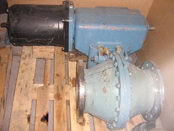 Продам кран (капан) НЖ шаровой   NELES  DN250, PN25;  с пневмопривод