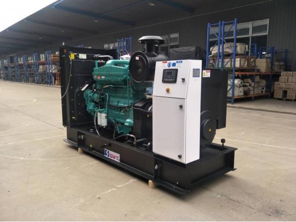 Дизельные генераторы Cummins от 22 до 45 кВт