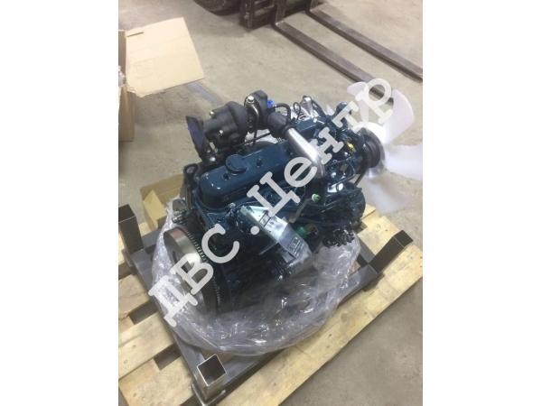 Двигатель Kubota 1505T на трактор, вездеход и спецуху