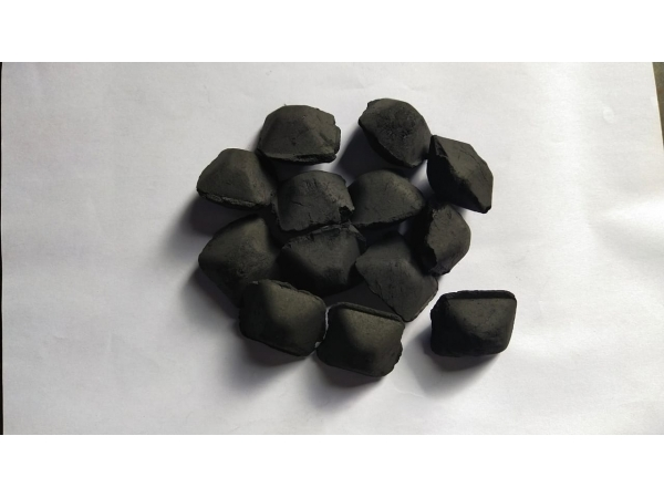 Уголь древесный брикетированный от производителя