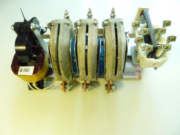 Контакторы КТ-6033У3 250А; 380В; 2н.з.+2н.р.