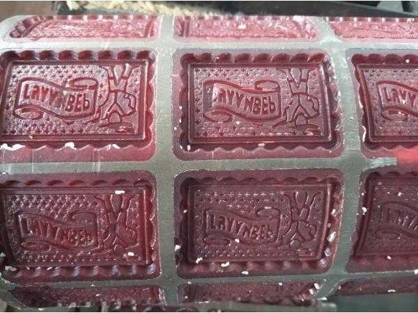 Формующие барабаны к отсадочной машине для сахарного печенья РМП-3М