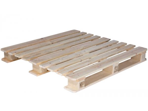 Деревянные поддоны с грузоподъемностью до 1000 кг