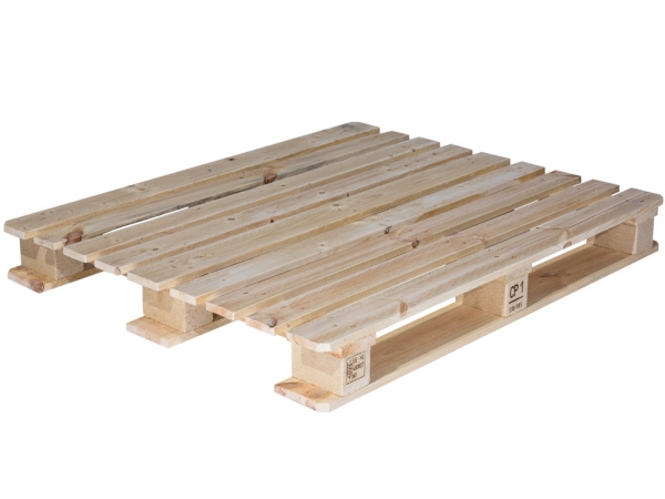 Деревянные поддоны с грузоподъемностью до 1200 кг