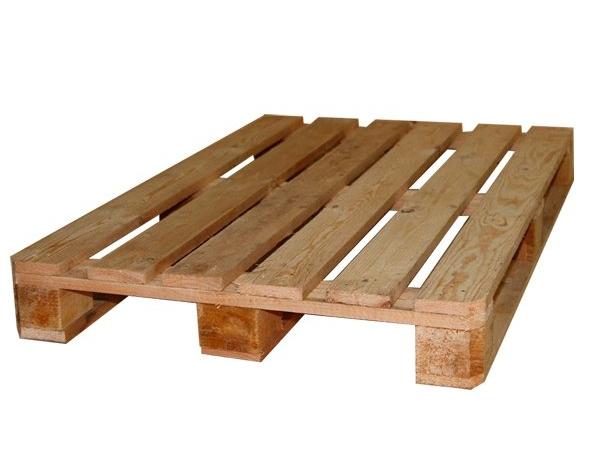 Деревянные поддоны с грузоподъемностью до 1500 кг