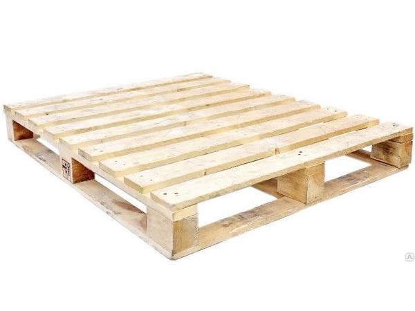 Деревянные поддоны с грузоподъемностью до 2000 кг