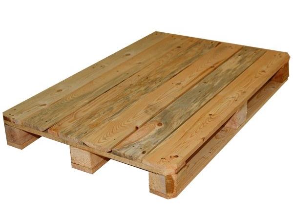 Деревянные поддоны с грузоподъемностью до 2500 кг