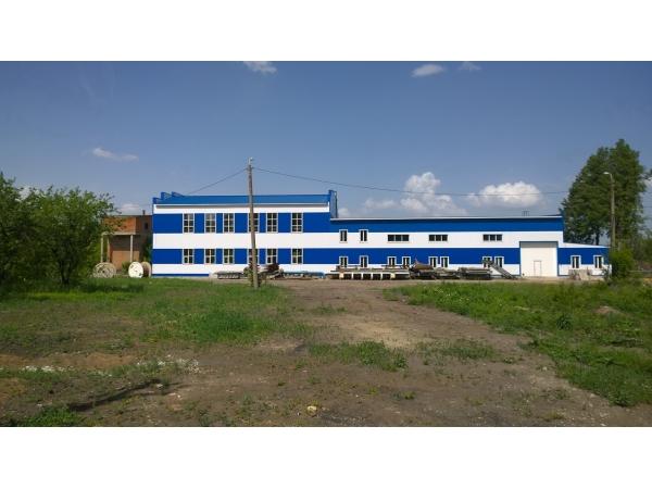 Продается промышленный комплекс с участком земли под застройку 16.7 Га