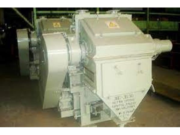 ЭВС-36/50 сепаратор электромагнитный валковый