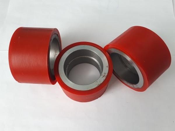 Производство полиуретановых роликов