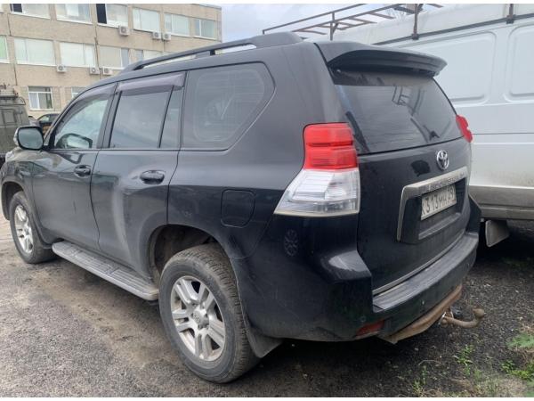 ПИ107009 Продажа автомобиля TOYOTA LAND CRUISER150