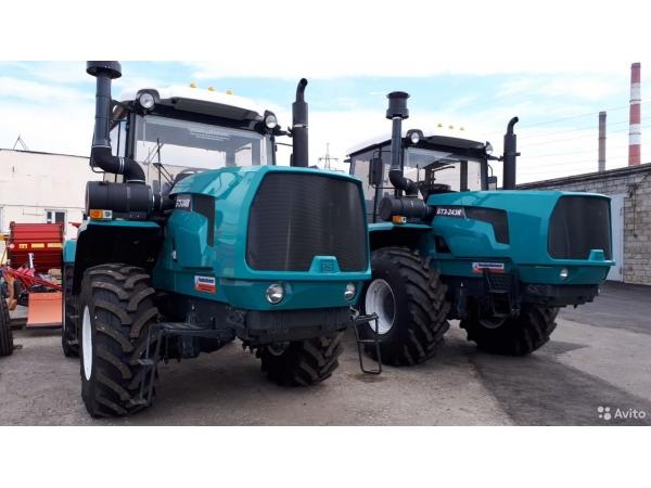 Трактор БТЗ