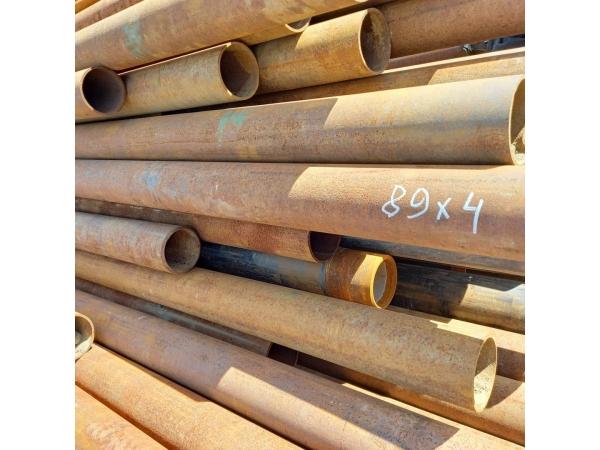 Труба 89×4 ГОСТ 8732 Ст.20