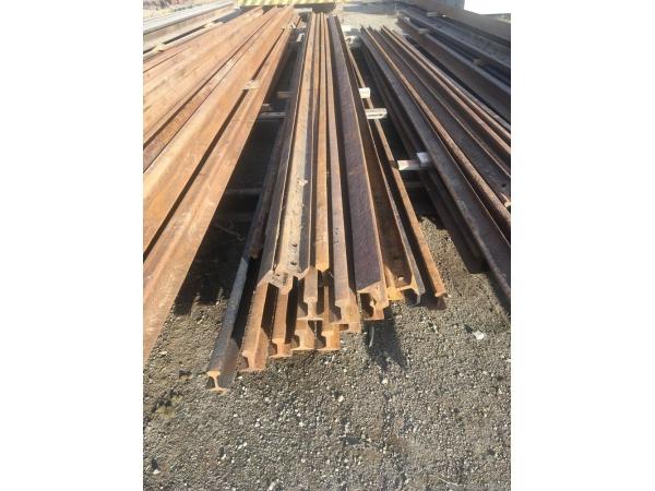 Рельсы Р18 износ 0,5мм ГОСТ 8141-56 по 69000 руб