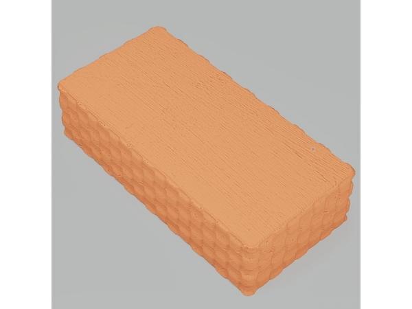 Кирпич керамический забутовочный