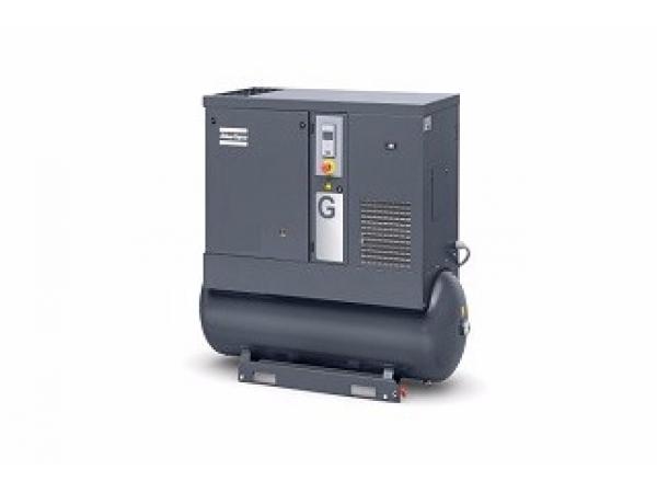 винтовой компрессор на ресивере Atlas Copco G7 13P TM(270)