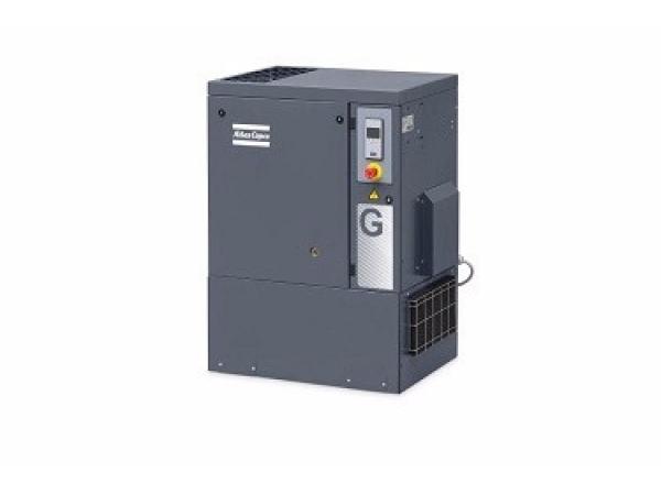 винтовой компрессор на ресивере Atlas Copco G11 10P TM(270)