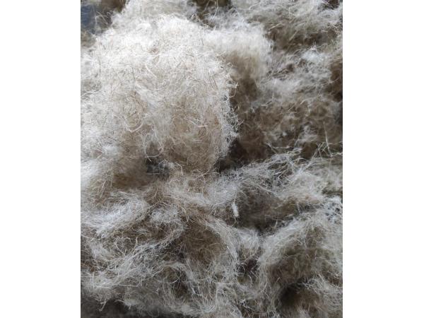 Котонизированное льняное волокно