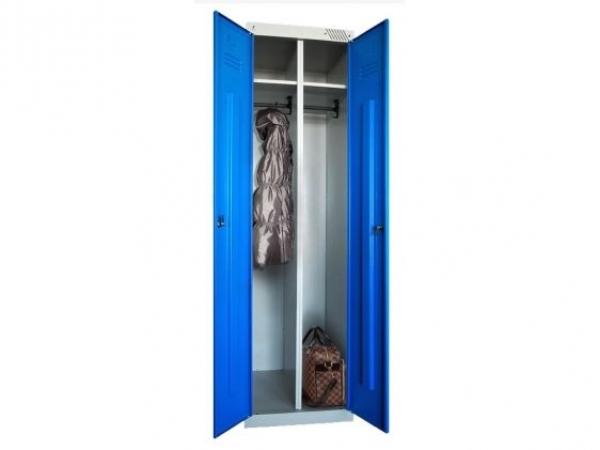 Шкаф гардеробный металлический ШРЭК-22-530