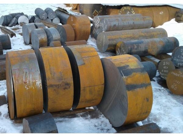 поковка стальная, круглая, металл в Нижнем Новгороде, продажа части,