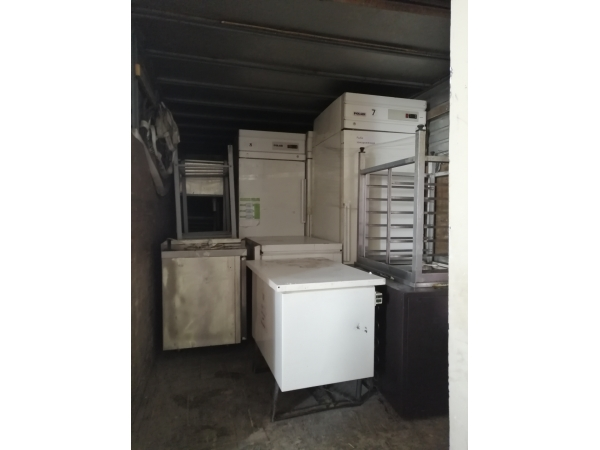 Демонтаж холодильного оборудования