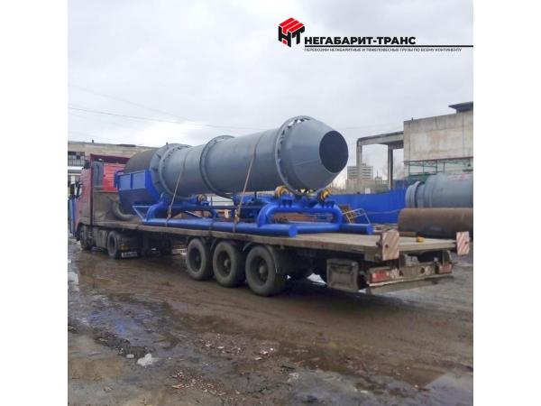 Перевозки негабаритных грузов ООО Негабарит-Транс