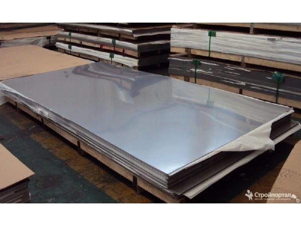 Плиты (Листы), нержавеющие 12х18н10т, толщ. 41-48 мм