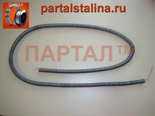 Для малого тандыра комплект нихромовых спиралей 0,7-1,0 м