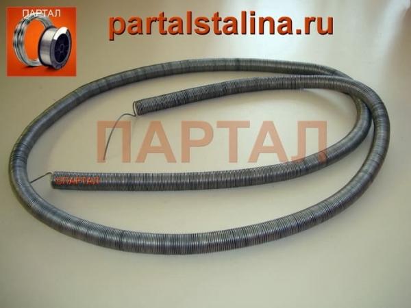 Электрическая спираль из нихрома Онлайн заказ