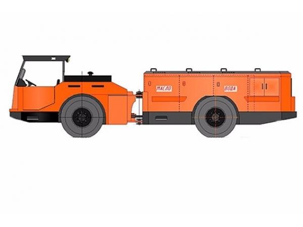 МД Т5.3 погрузочно-доставочная машина