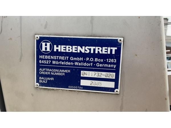 Веерный охладитель Habenstreit
