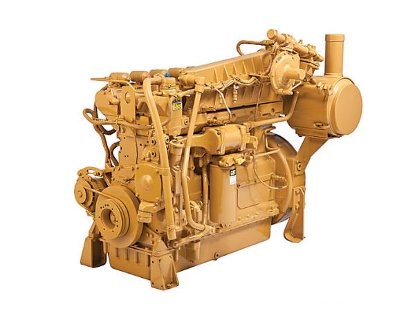 Двигатель дизельный Caterpillar 3306