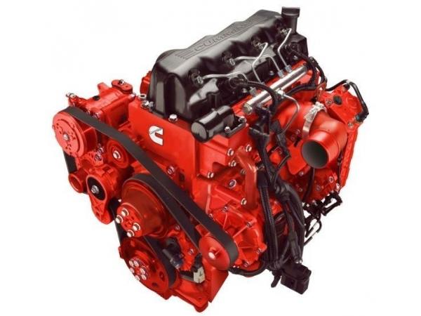 Двигатель дизельный Cummins ISF 2.8