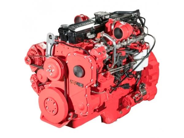 Двигатель Cummins ISL8.9 E4-400