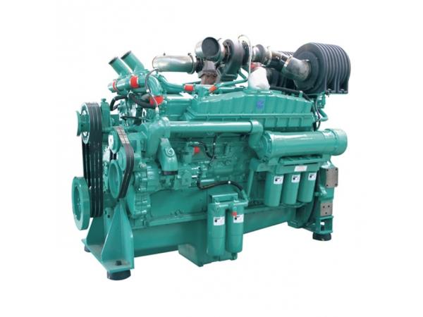 Дизельный двигатель Cummins KTA38-G
