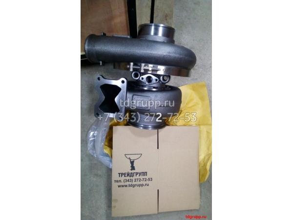4035863 Турбокомпрессор (turbocharger) Cummins QSK60