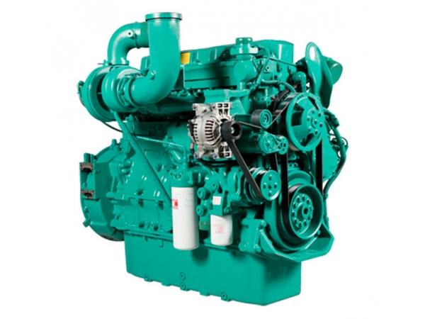 Двигатель Cummins QSZ13-C450