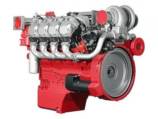 Двигатель Deutz TCD 2015 V6