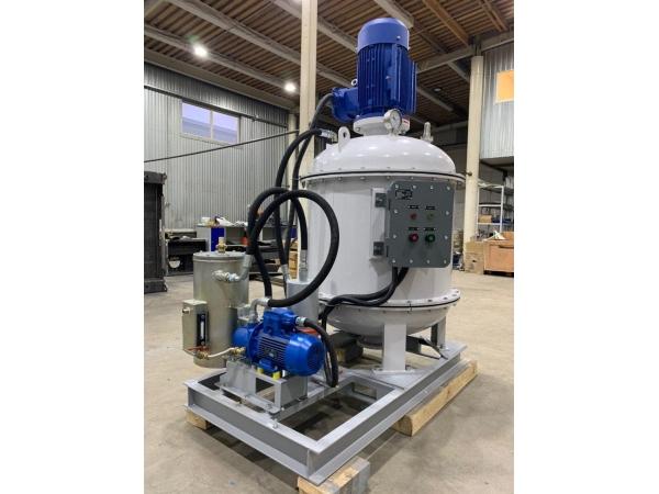 Дегазатор центробежный для бурового раствора Дельта