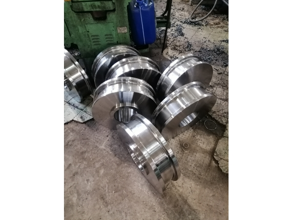 Комплект крановых колес для Козлового крана КК-20-32У1