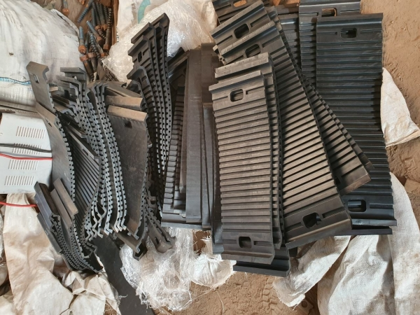Комплект резины на стрелочный перевод проект 2768 ГОСТ Р 56291-2014 по 95000 руб