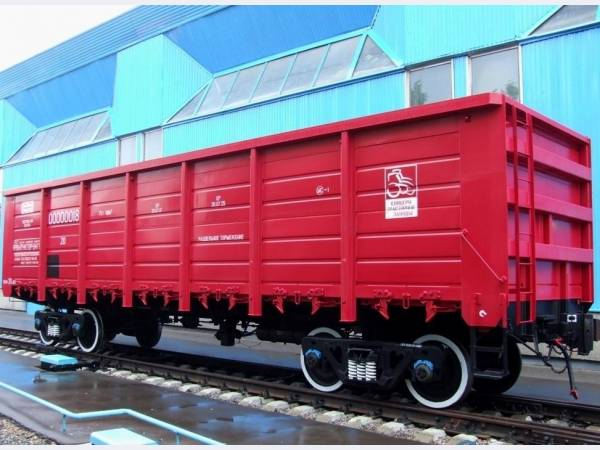 РВРЗ выполнил заказ на изготовление инновационного вагона для компании «Восток1520»