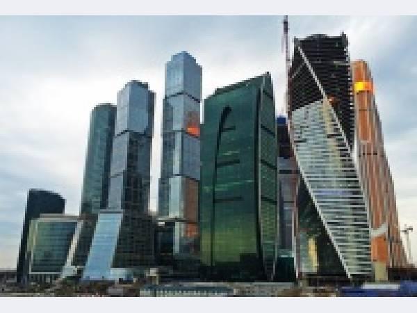 Строительство Москва-Сити закончится через 2 года